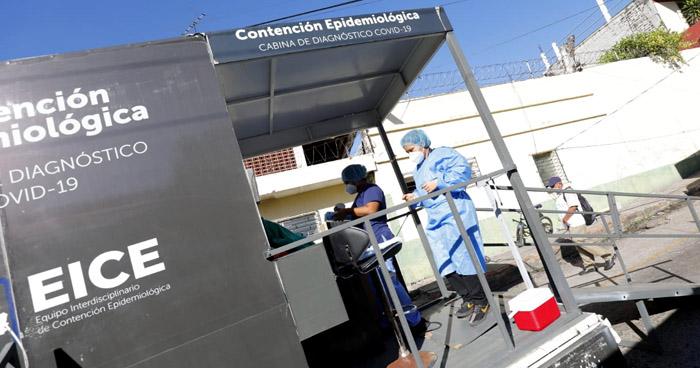 284 nuevos casos y 10 fallecidos por COVID-19 en las últimas 24 horas en El Salvador