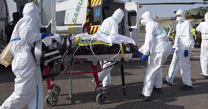 Francia de convierte en el cuarto país en superar la cifra de 20.000 muertes por COVID-19