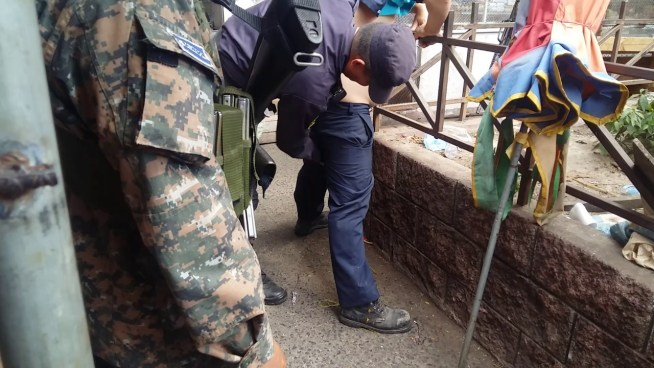 Capturan a sujeto acusado por intento de feminicidio