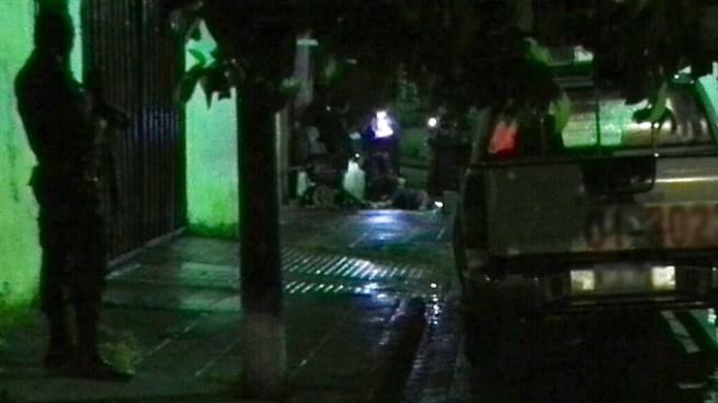 Agente del CAM asesinado con un hacha por su hijo en Turín, Ahuachapán