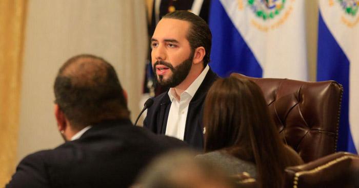 Presidente Nayib Bukele declara en cuarentena a El Salvador por pandemia Coronavirus