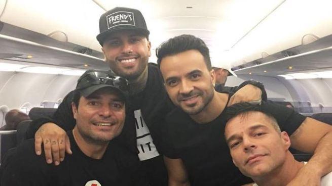 Ricky Martin, Nicky Jam, Luis Fonsi y Chayanne se unen para ayudar a Puerto Rico