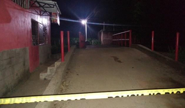 Asesinan a hijo de ex alcaldesa de Cuidad Arce en La Libertad