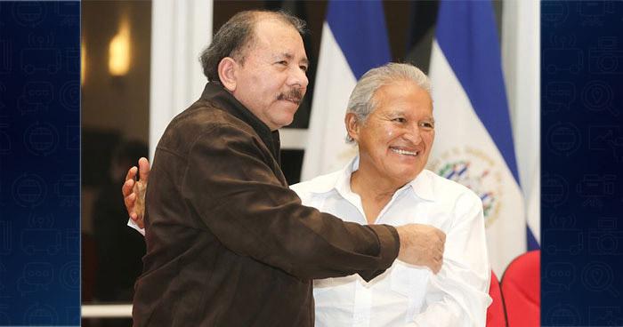 Nicaragua otorga nacionalidad al expresidente Sánchez Cerén, prófugo por corrupción