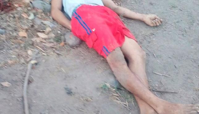 Encuentran a dos pandilleros decapitados en la hacienda El Nilo de Zacatecoluca, La Paz