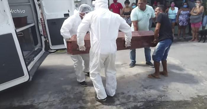 América Latina supera el millón y medio de muertos por Coronavirus
