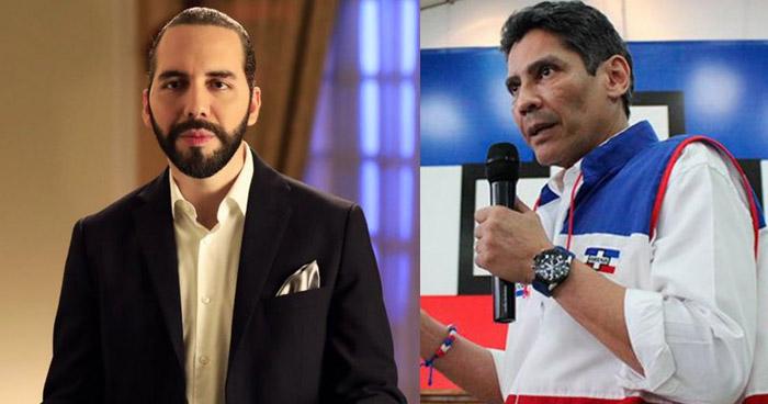 López Davidson demanda al Presidente Bukele por difamación y calumnia