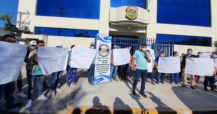 Cooperativa imponen denuncia contra el alcalde de San Salvador por impago de cuotas laborales