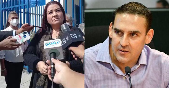 Demandan al alcalde Ernesto Muyshondt por expresiones de violencia contra la mujer