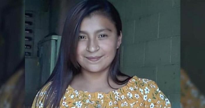 Hallan muerta a adolescente reportada como desaparecida en San Salvador
