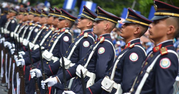 Fotos: Así se celebró el día de independencia en San Salvador