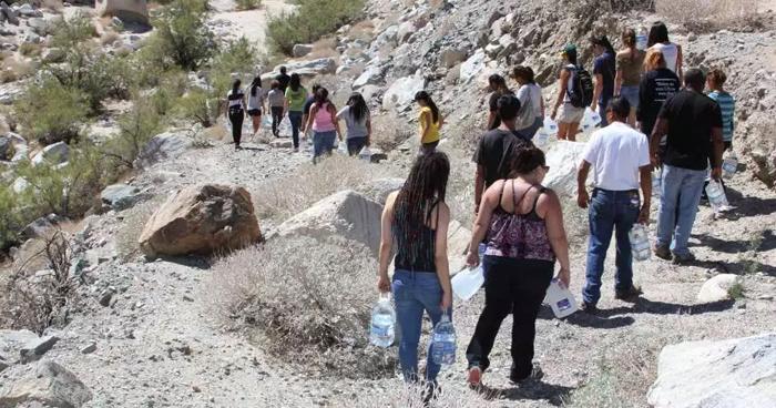 Salvadoreña muere al intentar llegar a Estados Unidos de forma ilegal para reunirse con sus hijos
