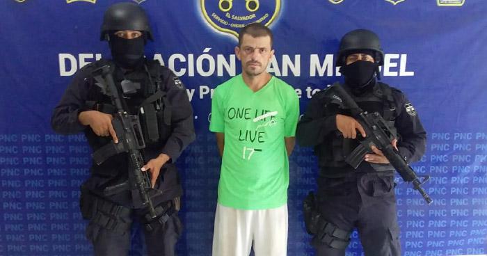 Detenido por asesinar a una mujer en Ciudad Barrios