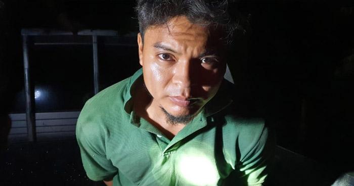 Capturan a miembro de la MS por homicidio cometido ayer en Cuscatlán
