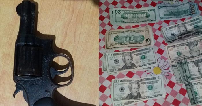 Incautan dinero en efectivo, un vehículo y drogas a distribuidores en diferentes puntos del país
