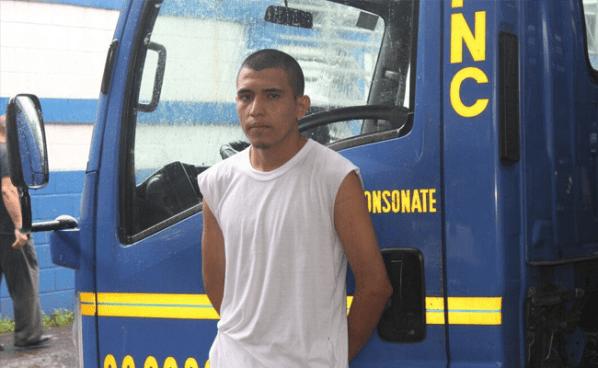 Capturan a uno de los 50 más buscados en Sonsonate