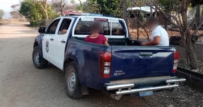 Salvadoreños y hondureños ingresaron por puntos ciegos a El Salvador