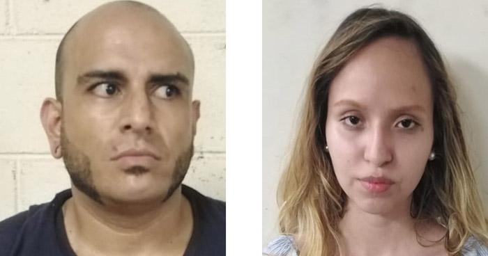 Prisión preventiva para detenidos con Metanfetamina en San Salvador