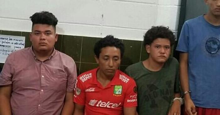 Detenidos cuando planificaban delitos en Santiago de María, Usulután