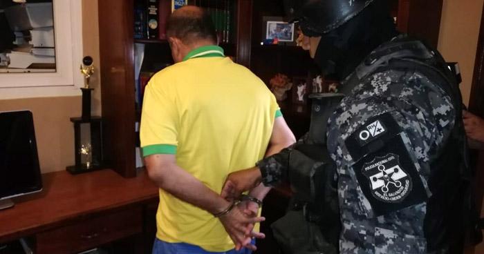 Abogados, empresarios y un exagente de la PNC entre los capturados por Tráfico Ilegal de Personas