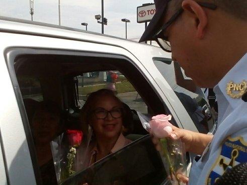 PNC sorprende a las Madres este 10 de Mayo