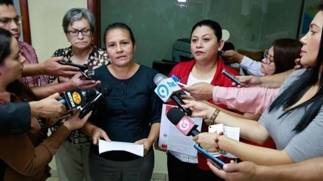 FMLN propone crear unidades de género en instituciones públicas por mandato de ley
