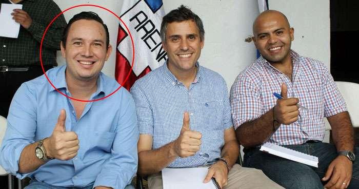 Diputado de ARENA acepta división de su partido y propone utilizar la fiscalía para detener a Nayib Bukele