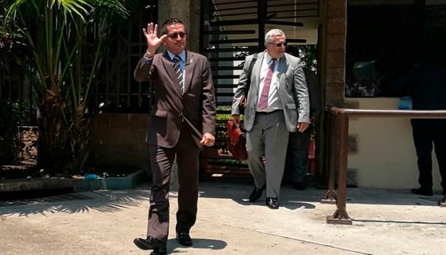 Sala declara no responsable de enriquecimiento ilícito al diputado Reynaldo Cardoza