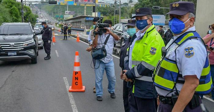 Confirman 200 policías contagiados con COVID-19 y 2 fallecidos