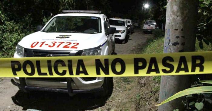 Dos mujeres fueron asesinadas en una colonia de Santa Ana