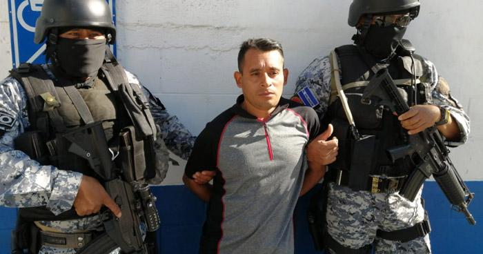Capturan a pandillero que asesinó a madre e hija en Cuscatlán