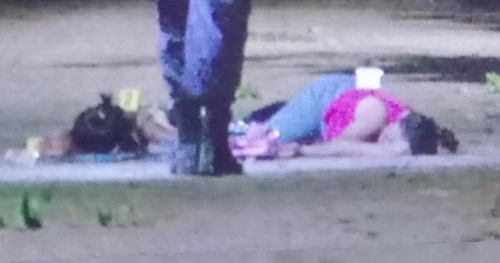 Asesinan a madre e hija en Rosario de Mora, San Salvador