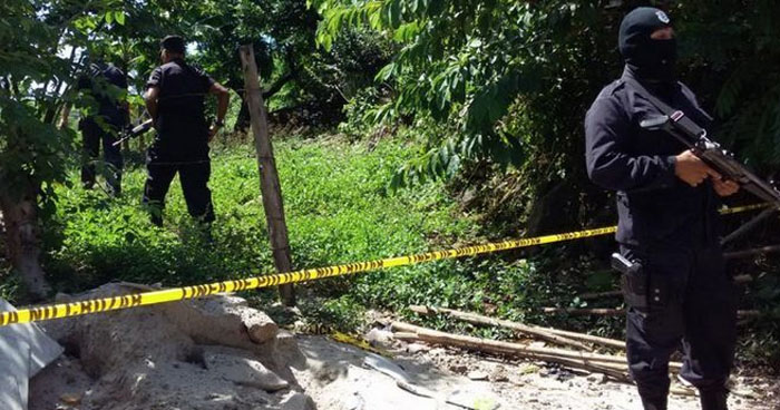 Pandillero fue asesinado en Tonacatepeque