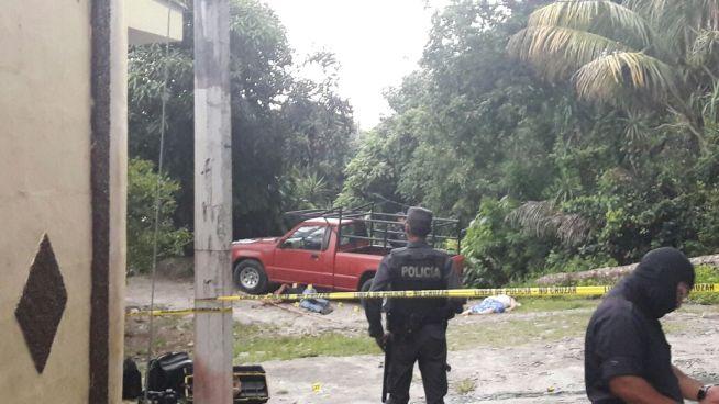 Un hombre y una mujer son asesinados en Chaltepe, San Marcos