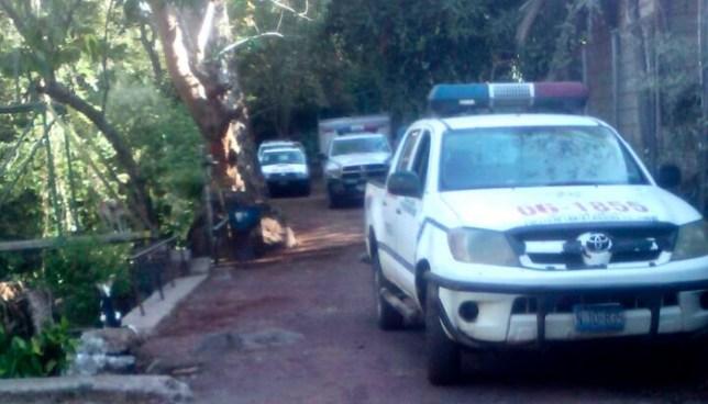 Asesinan a pareja de pandilleros en Santo Domingo de Guzmán, Sonsonate