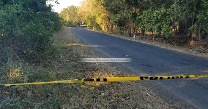 Asesinan a dos pandilleros en calle a San Dionisio, Usulután