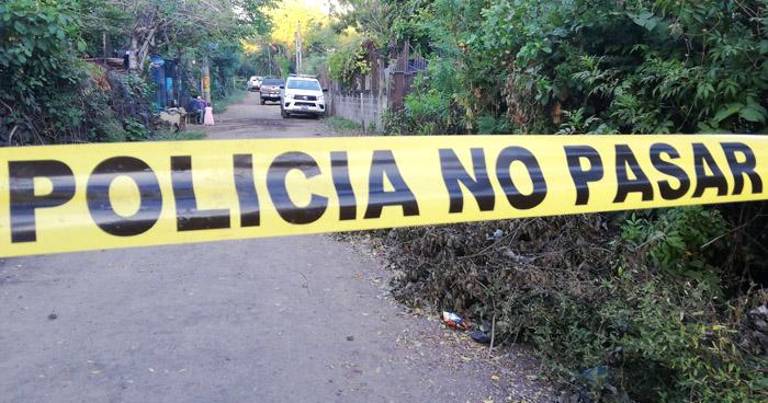 Pareja fue asesinada esta madrugada en colonia de San Miguel