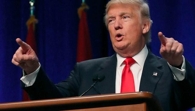 Donald Trump dice que El Salvador ya no es amigo de Estados Unidos