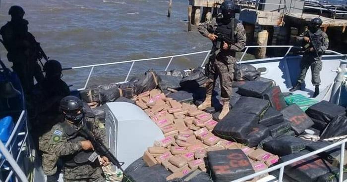 Incautan 6 toneladas sospechosas de ser droga valorada en más de $150 millones