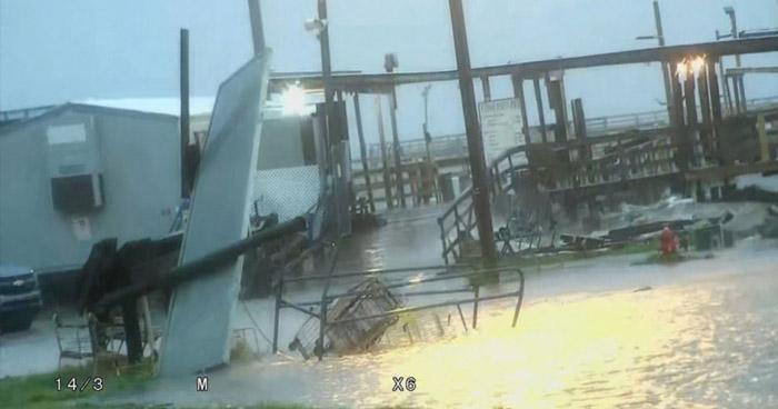 Al menos 12 muertos deja el paso de la tormenta Claudette en el sur de EE.UU.