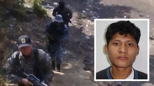 Pandillero se preparaba para atacar a Policías pero estos repelieron el ataque en Sonsonate