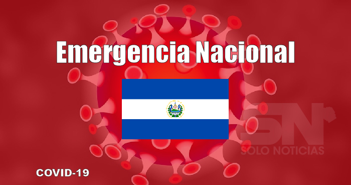 Diputados prorrogan 15 días más el Estado de Emergencia Nacional
