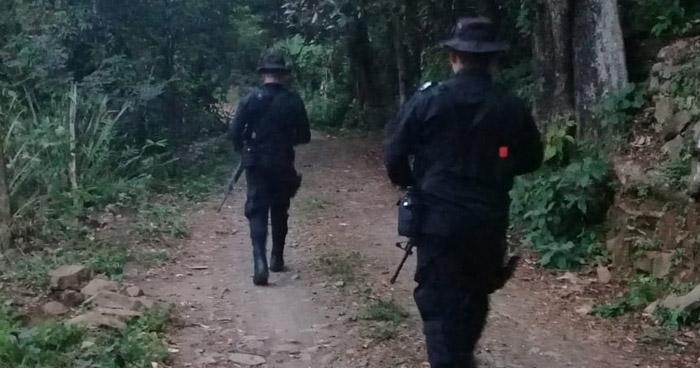 Un pandillero muerto y otro lesionado tras enfrentamiento con Policías en Sonsonate