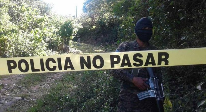 Pandillero es abatido luego de enfrentarse a policías en Ahuachapán