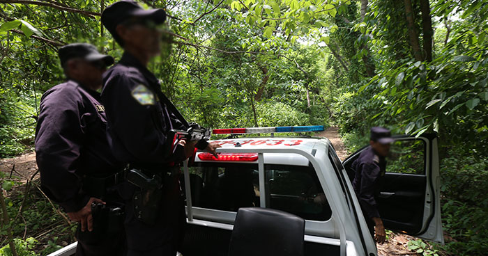 Tres pandilleros muertos tras enfrentamiento con policías en Ahuachapán