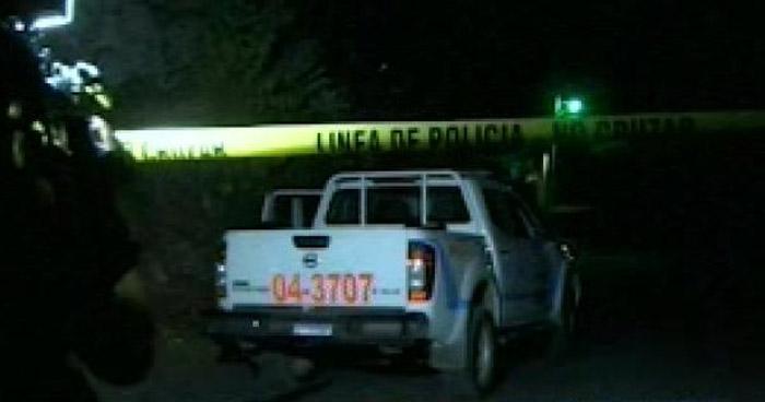 Pandillero muere en intercambio de disparos con policías en Santa Ana