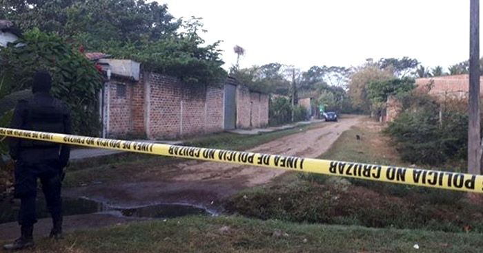 Pandillero murió al enfrentarse con agentes de la PNC en Sonsonate