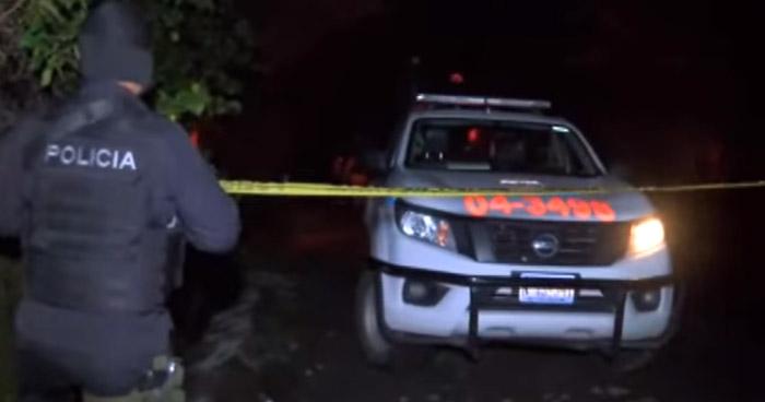 Pandillero muere tras enfrentamiento con agentes de la PNC en San Juan Opico, La Libertad