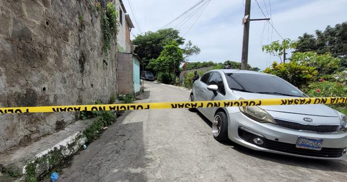 Pandillero herido y otro detenido tras enfrentamiento en Mejicanos