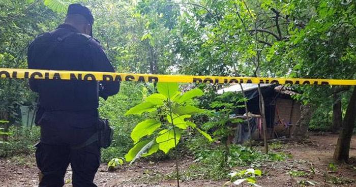 Pandillero muerto y dos civiles heridos tras enfrentamiento en San Rafael Cedros